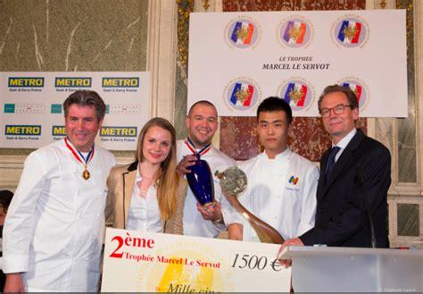 tecomah cuisine tianfeng yan de l 39 école tecomah remporte le trophée marcel