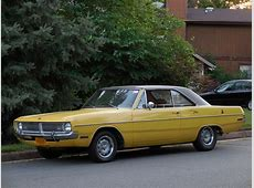 [FOR SALE] 1970 Dodge Dart Swinger For A Bodies Only