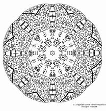 Hd Wallpapers Coloriage Imprimer Mandala Difficile Chien