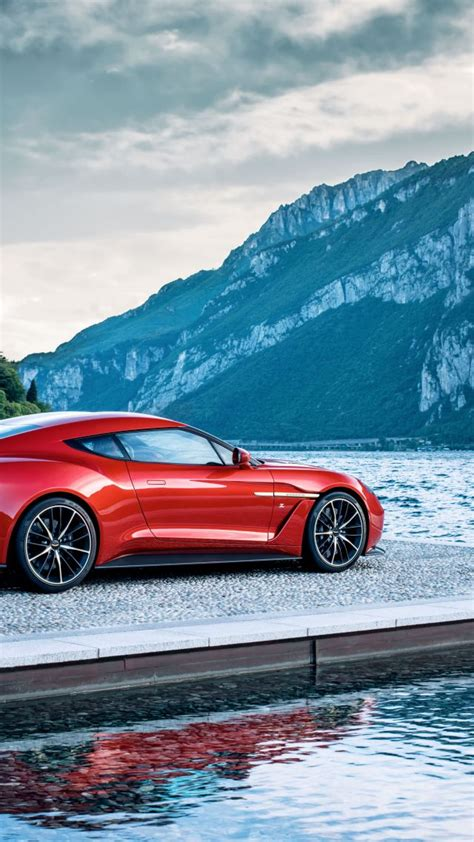 Aston Martin Vanquish 4k Wallpapers by Wallpaper Aston Martin Vanquish Zagato 2018 Cars 4k