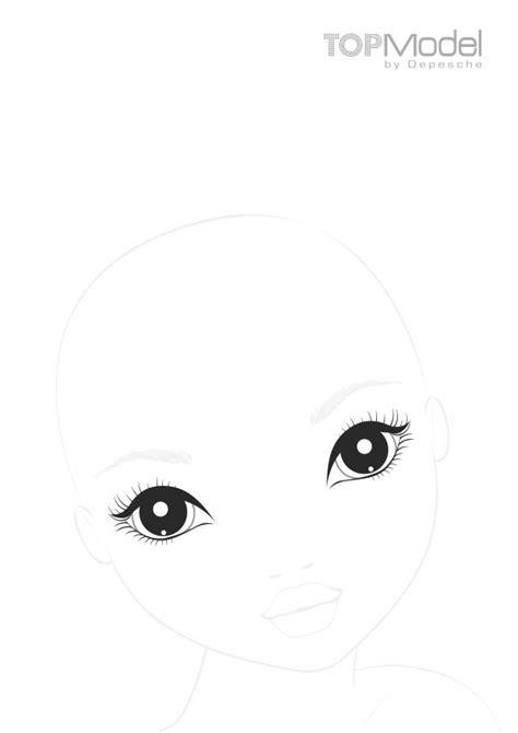 Topmodel Biz Kleurplaat by Your Topmodel Facefun Mask What S It About Topmodel