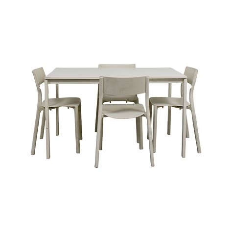 chaise haute bar ikea table haute ikea peinture cuisine gris u argenteuil