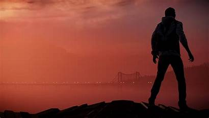 Karma Infamous Son Second Wallpapers Delsin Rowe