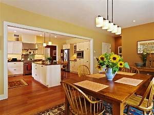 Ideas for opening up kitchen and dining room for Ideas for opening up kitchen and dining room