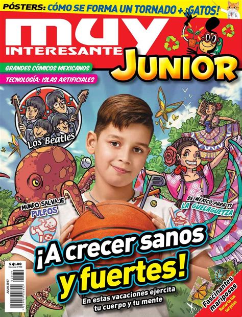 Muy Interesante Junior-Julio 2017, 39 Magazine