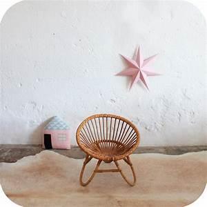 Petit Fauteuil Enfant : fauteuil rotin enfant vintage atelier du petit parc ~ Teatrodelosmanantiales.com Idées de Décoration
