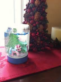 Make Your Own Snow Globes Crafts