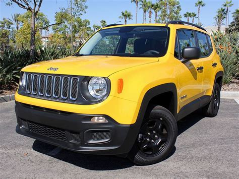 2017 Jeep Renegade Road Test And Review