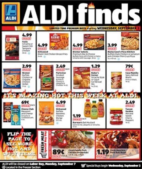 Aldi In Store Ad Specials September 2   September 8, 2015