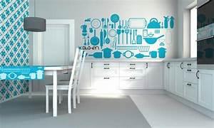 Farbgestaltung Küche Wand : wand streichen ideen kreative wandgestaltung freshouse ~ Sanjose-hotels-ca.com Haus und Dekorationen