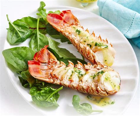Looking for a good deal on lobster tail? Grilled lobster tails with garlic lemon butter ...