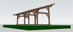 14x30 Timber Frame Shed Barn
