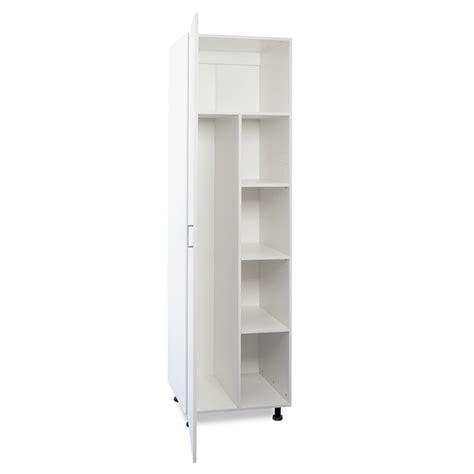 flatpax mm white  door utility broom cupboard kitset