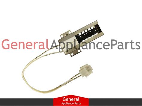 climatek gas oven range stove igniter igniter replaces ge general electric rca ps