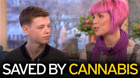 I Gave My Dying Son Cannabis To Ease His Cancer Symptoms