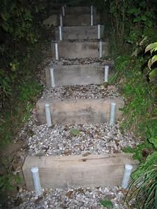 Treppe Bauen Garten : treppen im garten yasiflor gartenbau ~ Lizthompson.info Haus und Dekorationen