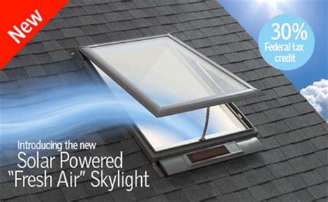residential skylights cleveland  velux fresh air skylight northern ohio skylight