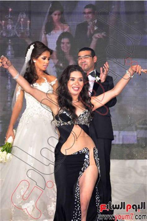 amr diab  dina perform  wedding  reham al zuhairy