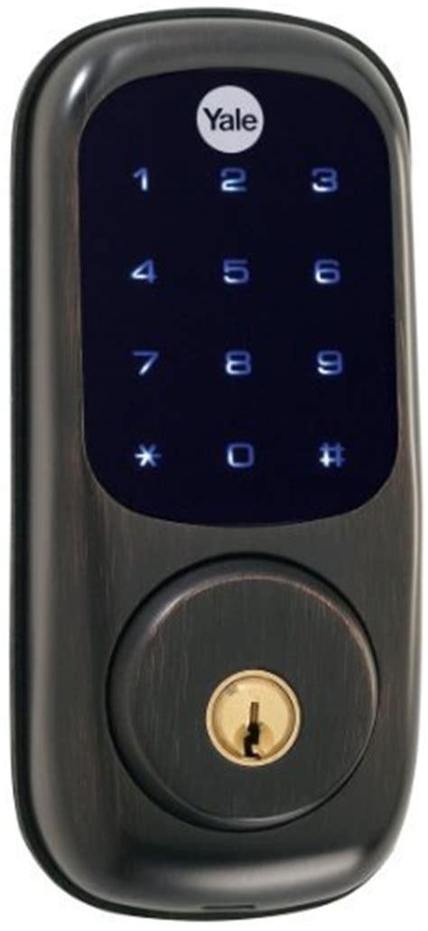 adt pulse door lock yale touchscreen deadbolt add it to your adt pulse