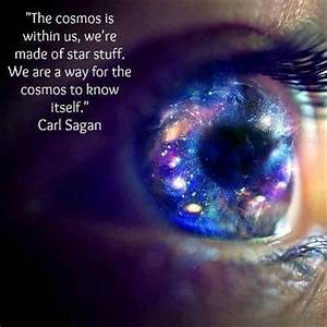 Carl sagan, Cosmos and The star on Pinterest