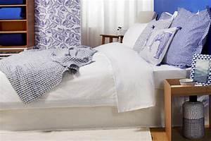 Bettwäsche Zara Home : bettw sche mit plissee von zara home bild 9 sch ner wohnen ~ Eleganceandgraceweddings.com Haus und Dekorationen