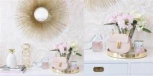Deko In Weiß : schminktisch deko in pastell wei und gold instashop ~ Yasmunasinghe.com Haus und Dekorationen