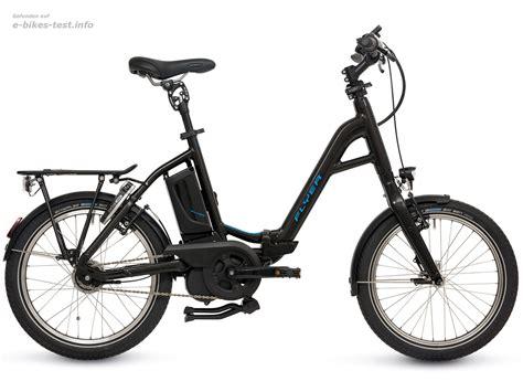 Das Flyer E Bike Pedelecs Pluto Faltrad E Bike Test Info