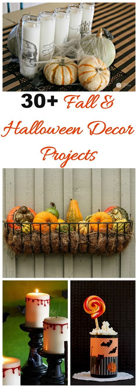 halloween diy projects quick  easy decor