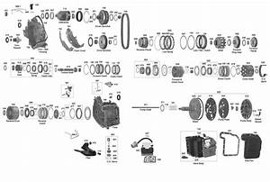 Trans Parts Online Cd4e Cd4e Transmission Parts