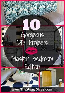 10 Gorgeous DIY Projects | Master Bedroom Edition