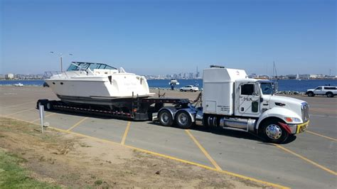 Boat Transport Pensacola Fl transported a1995 tiara 35 from pensacola fl to san diego