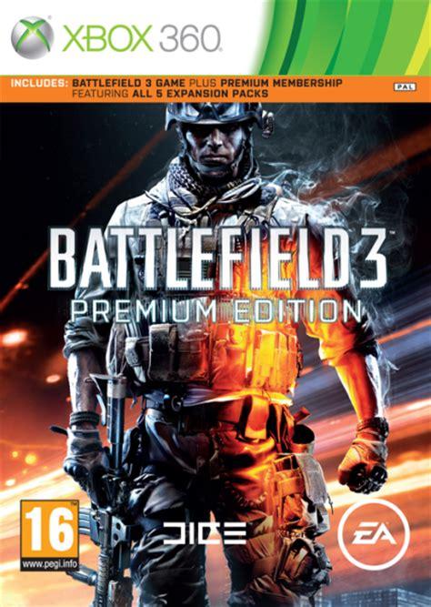 battlefield  premium edition xbox  zavvi