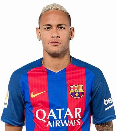 Jr Neymar Face Barcelona Fc Soccer Perfil