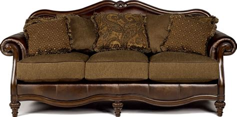 Claremore Antique Sofa And Loveseat by Antique Sofa By Chicago Furniture