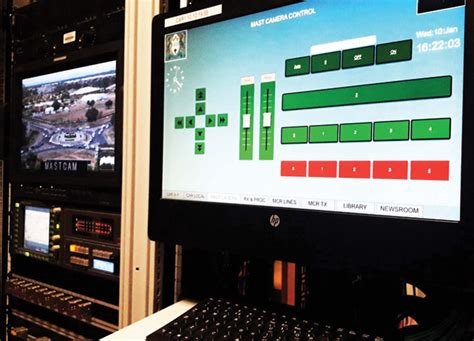 Botswana Television Employs Tsl Products' Advanced
