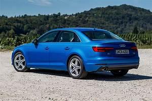 Audi A4 2017  Primer Manejo
