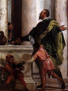 File:Veronese, Paolo - Feast in the House of Levi (detail ...