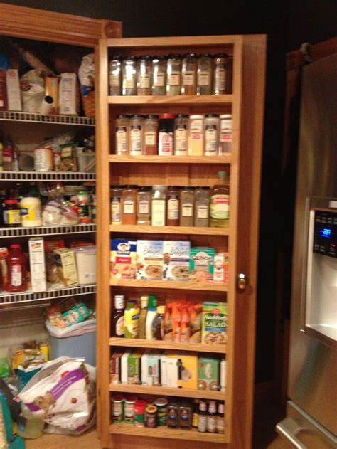 spice rack inside pantry door spice rack inside pantry door this one is enough