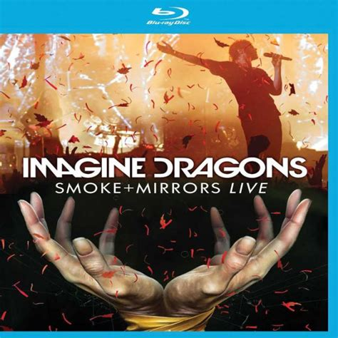 smoke and mirrors mmp dvd imagine dragons smoke mirrors live by carruthers