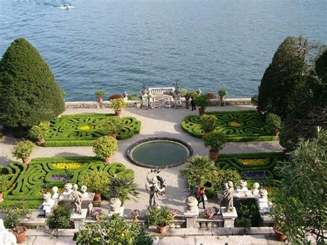 giardini borromeo i magnifici giardini dall alto foto di borromeo palace