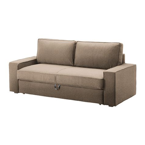 canapé lit futon ikea vilasund marieby three seat sofa bed dansbo beige ikea