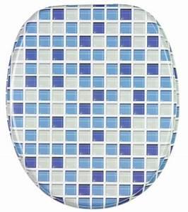 Wc Sitz Blau Absenkautomatik : wc sitz mit absenkautomatik mosaik blau ~ Bigdaddyawards.com Haus und Dekorationen