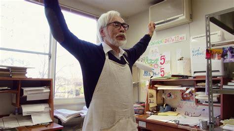 documentaire cuisine japonaise le royaume des rêves et de la folie documentaire ghibli