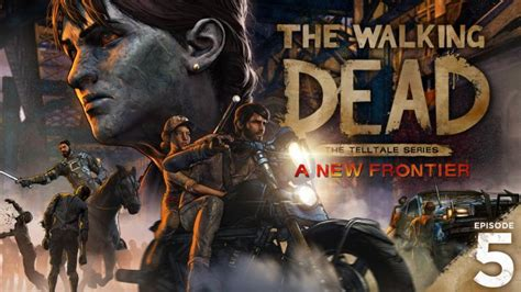 The Walking Dead A New Frontier : L'épisode 5 sortira le ...