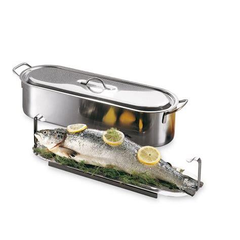 poissonniere cuisine poissonnière professionnelle 60 cm cuisson à la vapeur