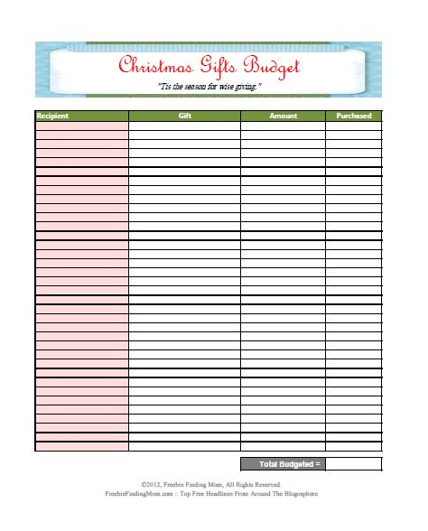 free printable personal budget template 6 best images of blank household budget worksheet printable printable household budget