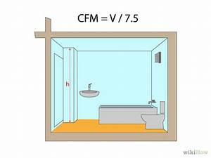 Bathroom fan cfm calculator 28 images top for How many cfm for bathroom fan