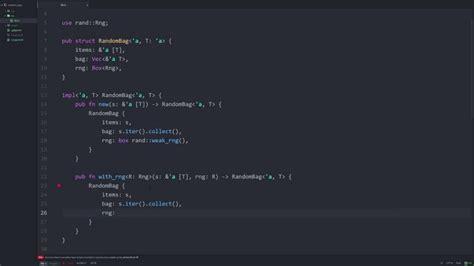 rust node language rest api medium vs fun