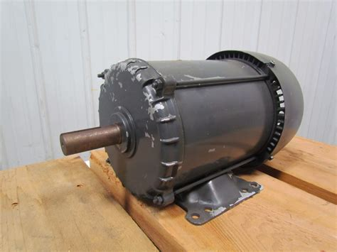 Electric Motor Frame by Dayton 3kw98 2hp Electric Motor 208 230 460v 3ph 1170rpm
