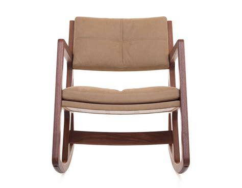 sleepy blind tufted rocking chair 273 hivemodern